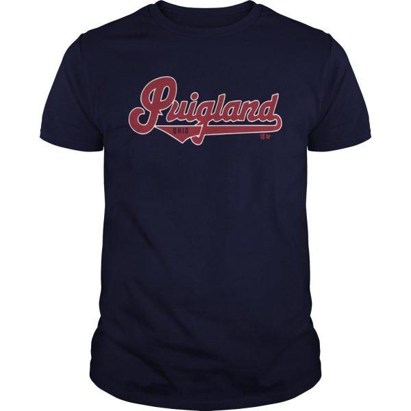Cleveland Indians Puigland Ohio