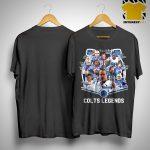 Colts Legends Signatures Shirt