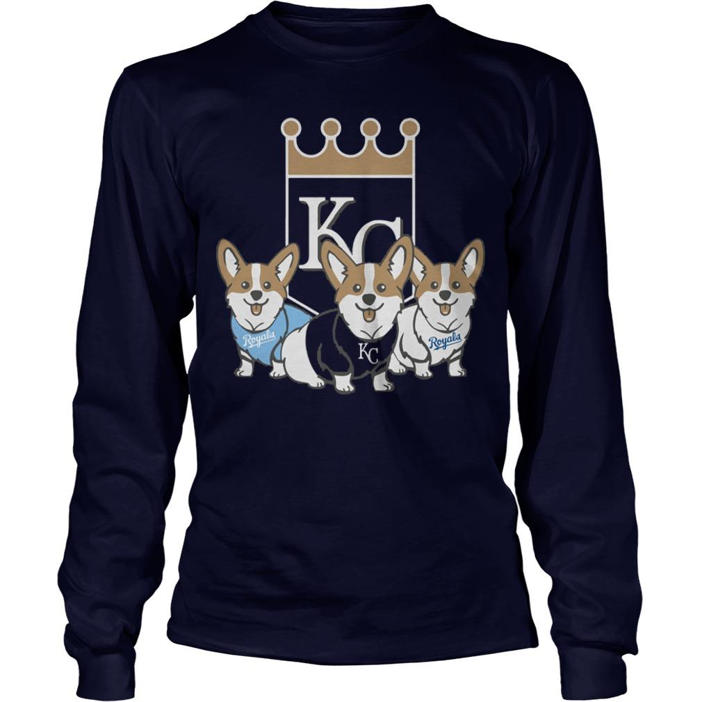 Corgi Kansas City Longsleeve