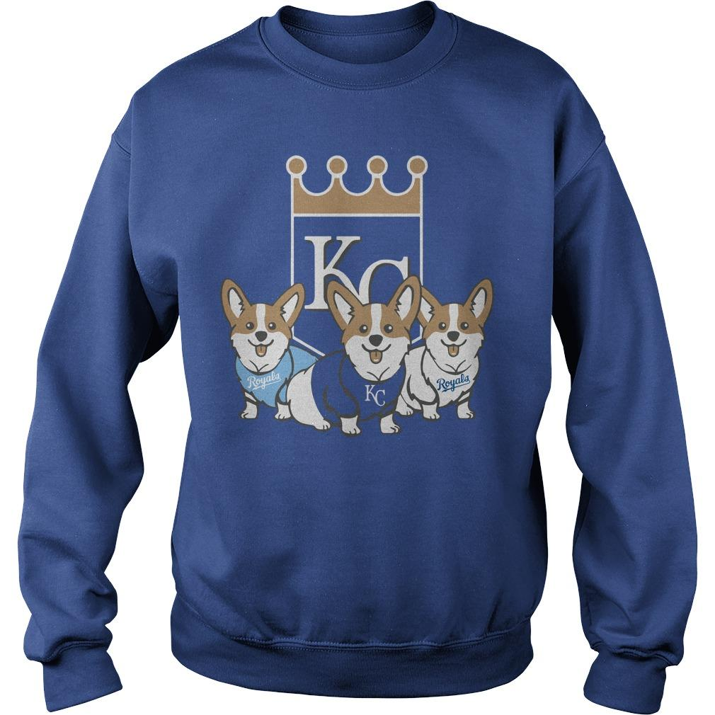 Corgi Kansas City Sweater
