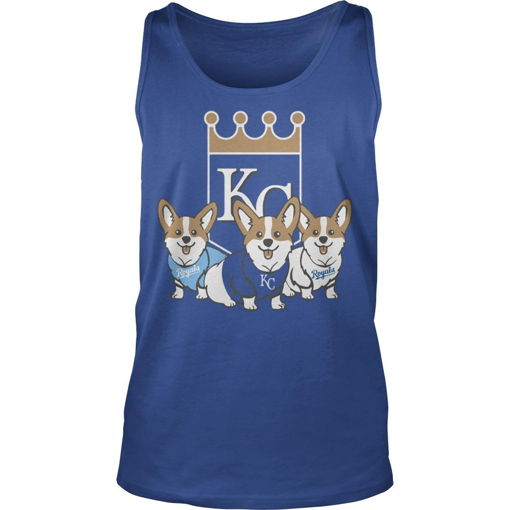 Corgi Kansas City Tank Top