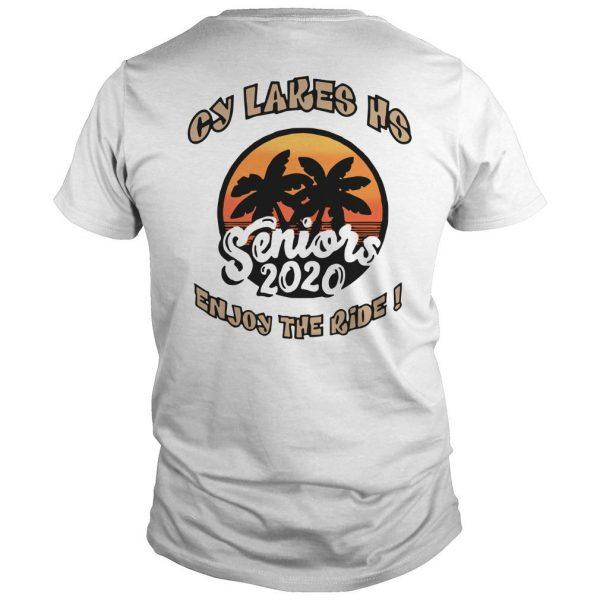 Cy Lakes Hs Enjoy The Ride Seniors 2020