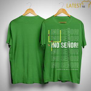 DSGNTree No Señor Shirt