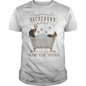 Dachshund And Co Bath Soap Wash Your Wiener