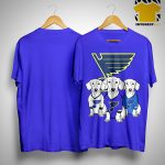 Dachshund St Louis Blues Shirt.jpg