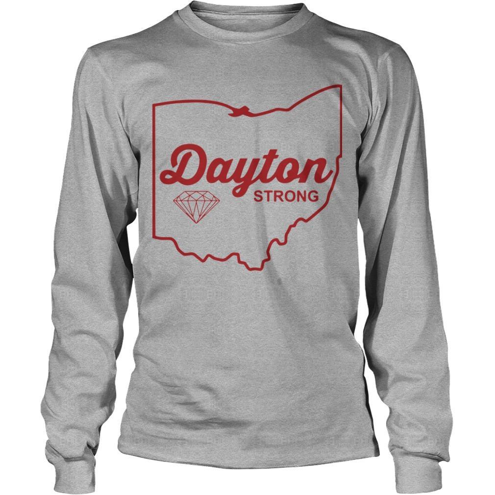 Dayton Strong T Tornado Relief Longsleeve