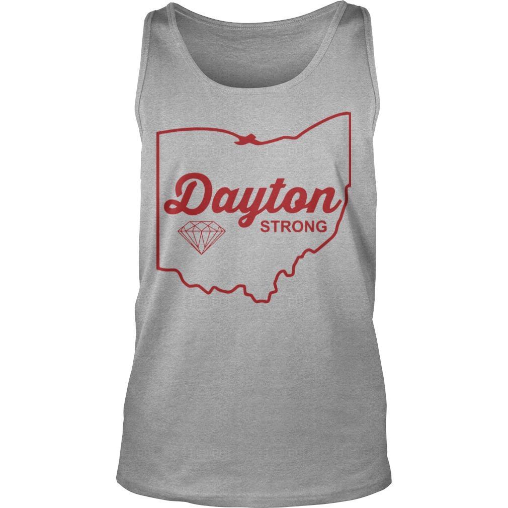 Dayton Strong T Tornado Relief Tank Top