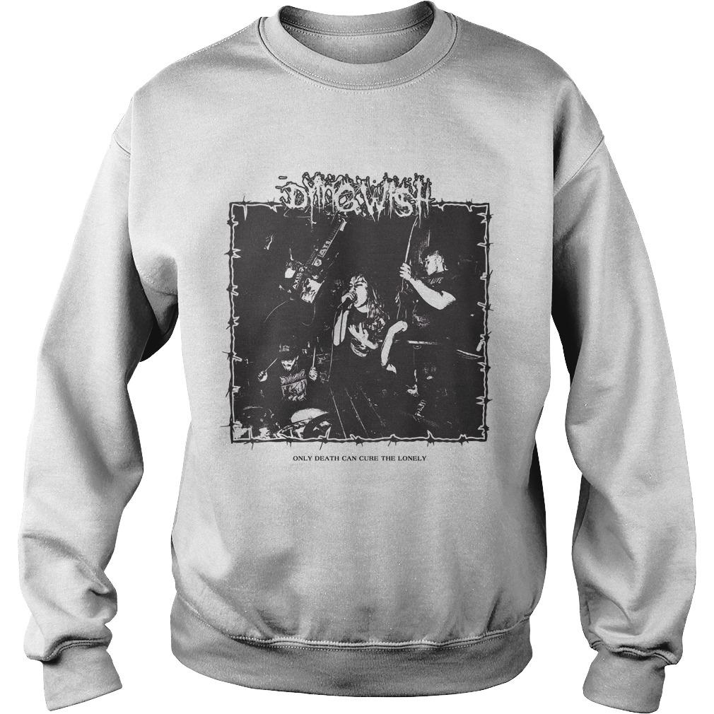 Dying Wish Live Sweater