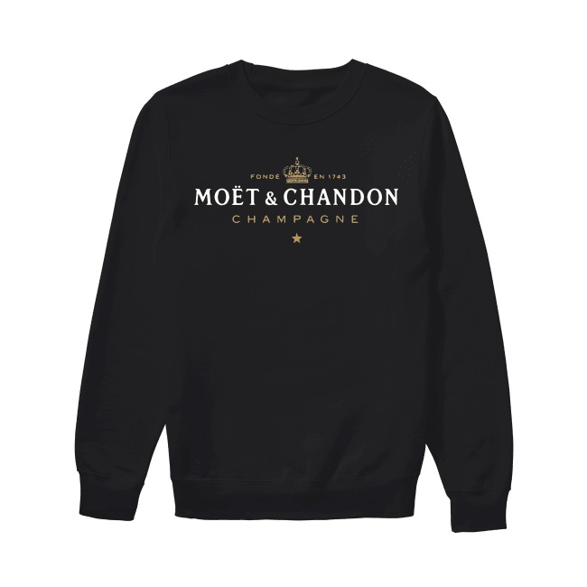 Fonde En 1743 Moet And Chandon Champagne Sweater