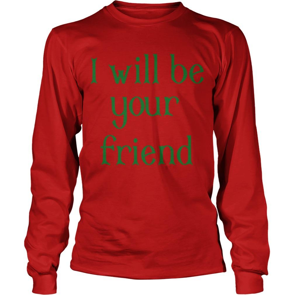 Georgia Boy I Will Be Your Friend Longsleeve