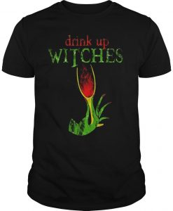 Grinch Drink Up Witches