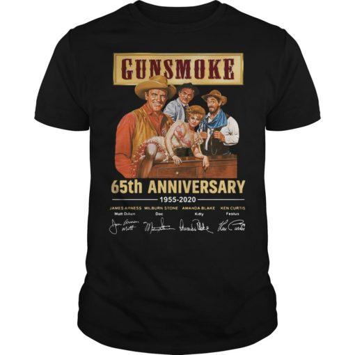 Gunsmoke 65th Anniversary 1955 2020