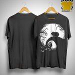 Halloween Moon Night Guinea Pig Shirt