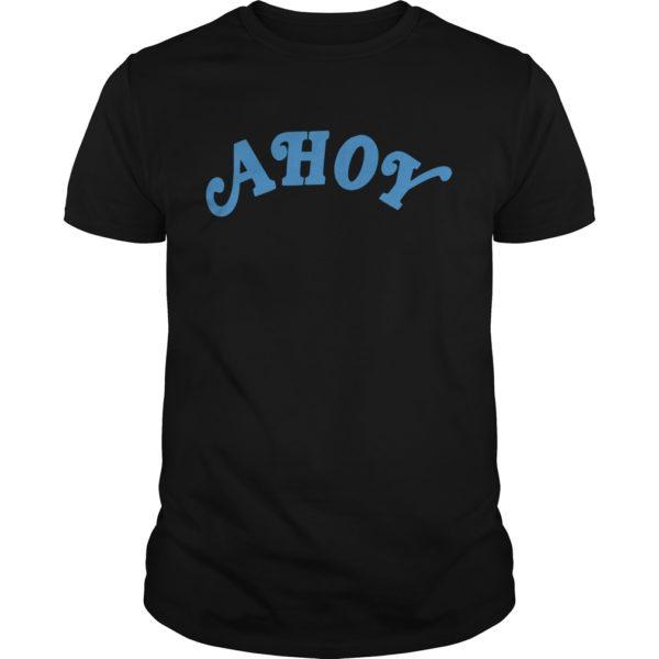 Highsnobiety Stranger Things Ahoy Shirt