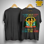 Hippie Bus I'm Gonna Take My Camper To The Old Town Road I'm Gonna Camp Shirt
