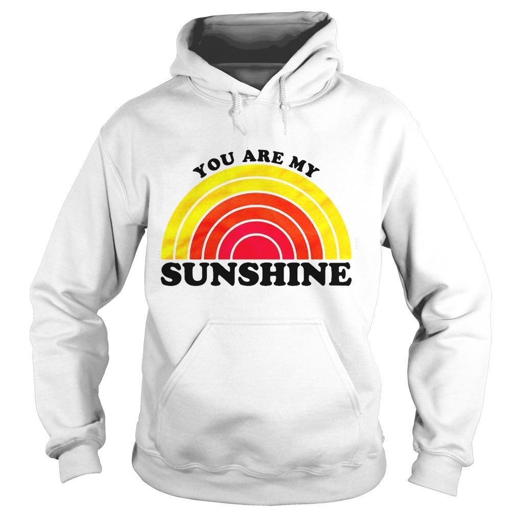 Hoda And Jenna You Are My Sunshine Hoodie