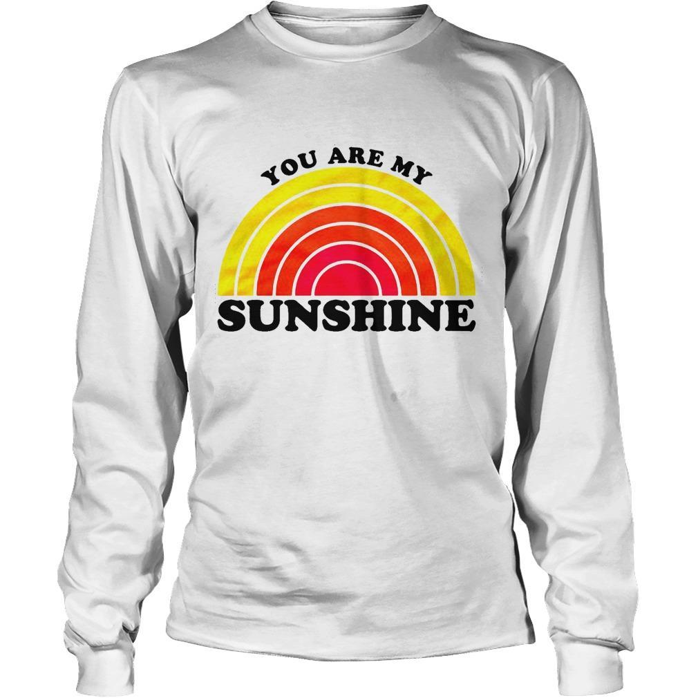 Hoda And Jenna You Are My Sunshine Longsleeve