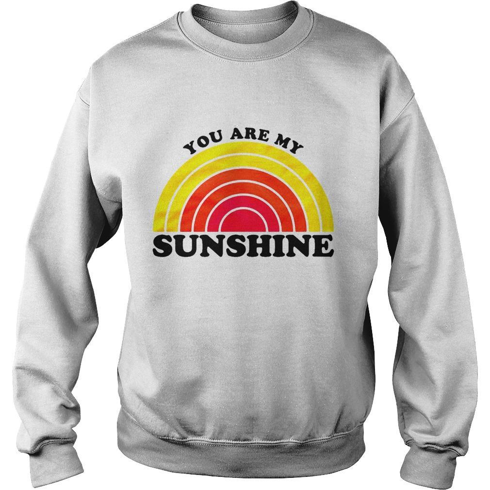 Hoda And Jenna You Are My Sunshine Sweater