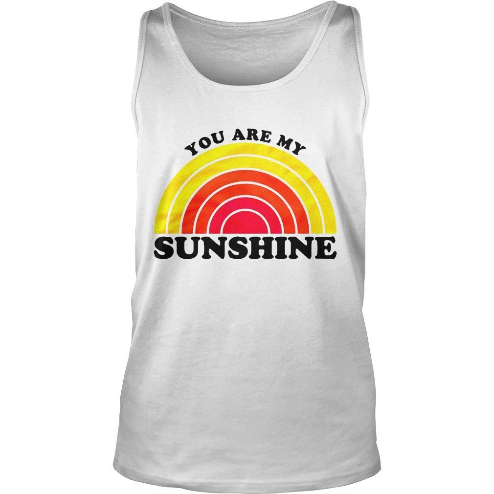Hoda And Jenna You Are My Sunshine Tank Top