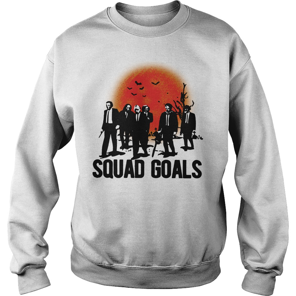 Horror Characters Squad Goals Sweater