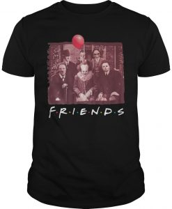 Horror Characters TV Show Friends