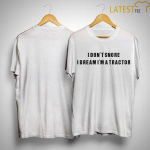 Brandon Straka I Love Your President Shirttor Shirt
