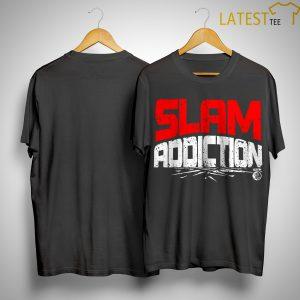 Jake Snake DDT Slam Addiction Shirt