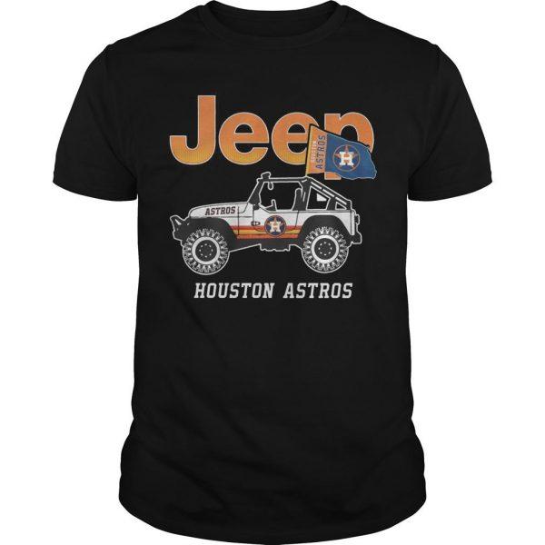 Jeep Houston Astros