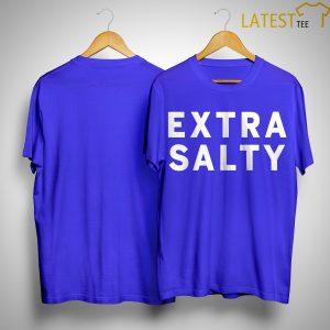 Joel Mchale Extra Salty T Shirt