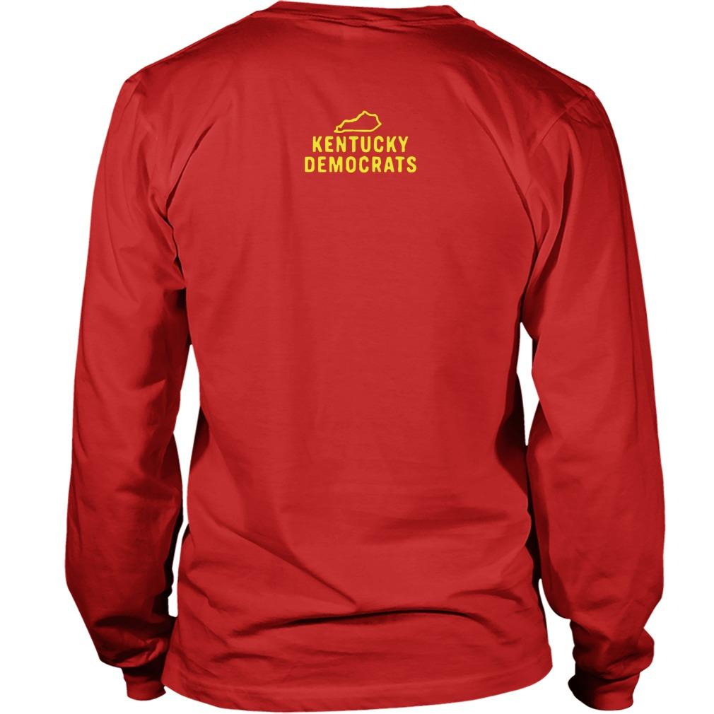 Just Say Nyet To Moscow Mitch Tee Longsleeve
