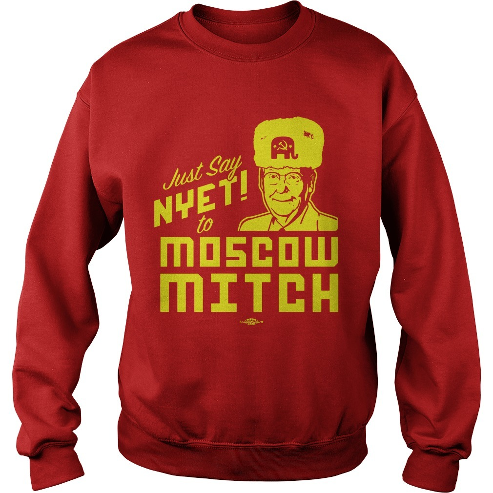 Kentucky Democrats Just Say Nyet To Moscow Mitch Sweater