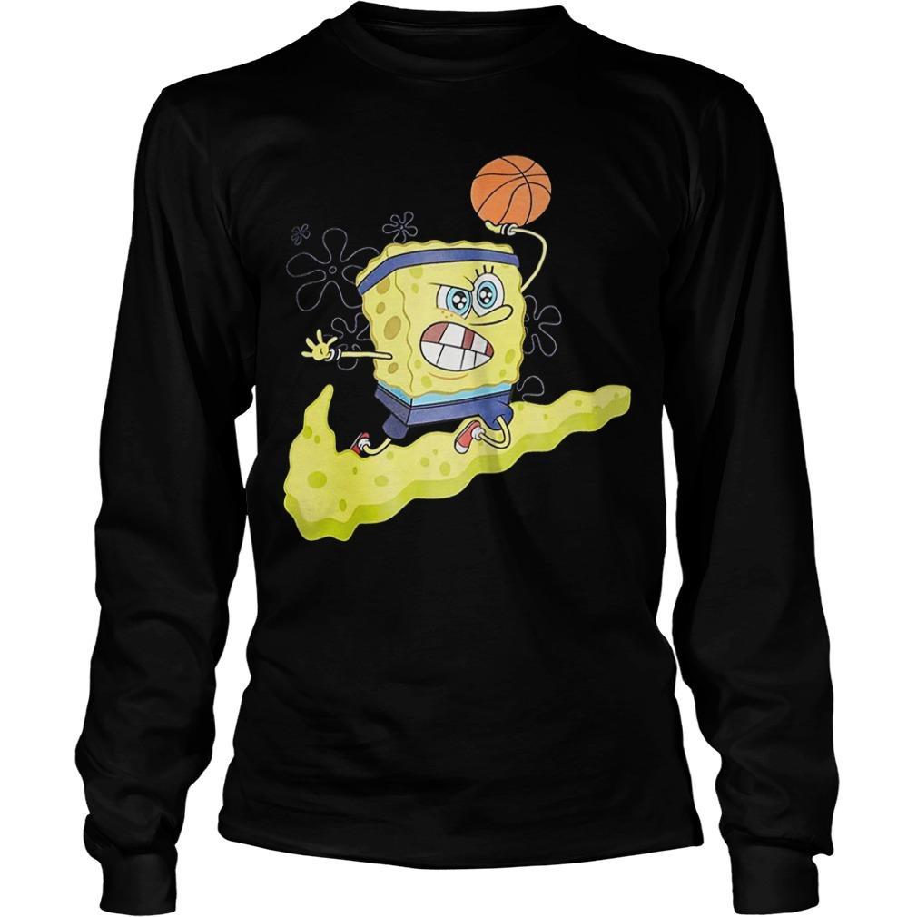 Kyrie Spongebob Longsleeve