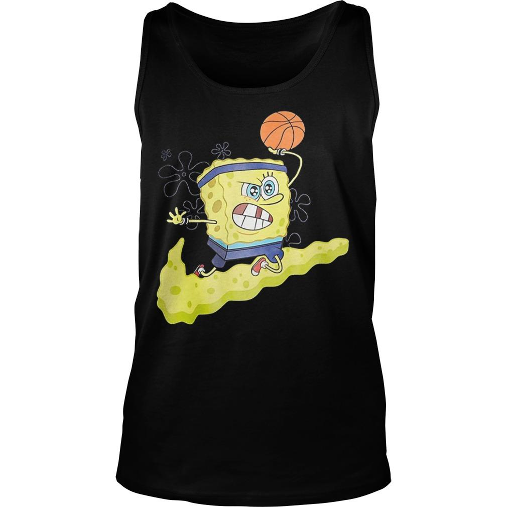 Kyrie Spongebob Tank Top