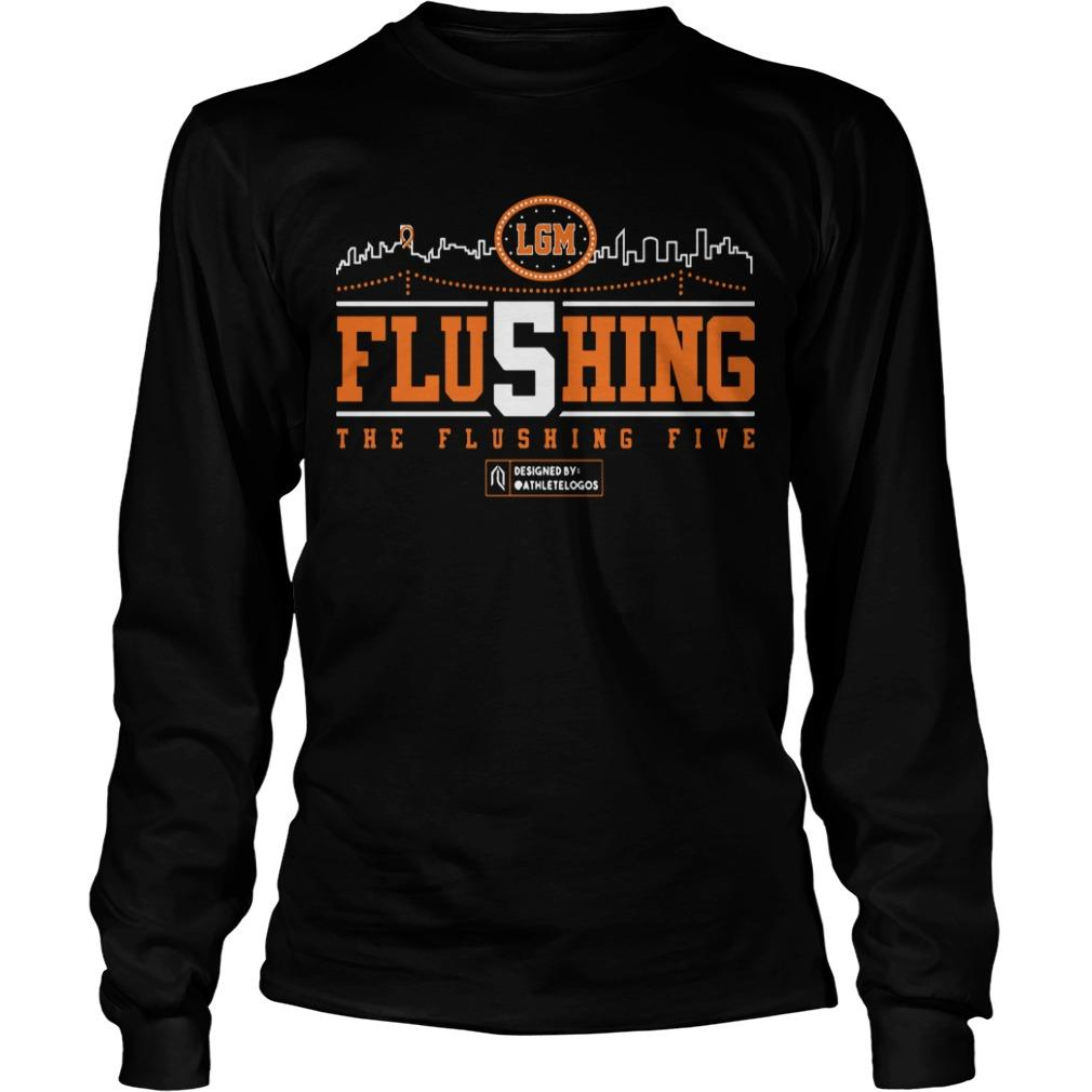 LFGM Flushing 5 Longsleeve