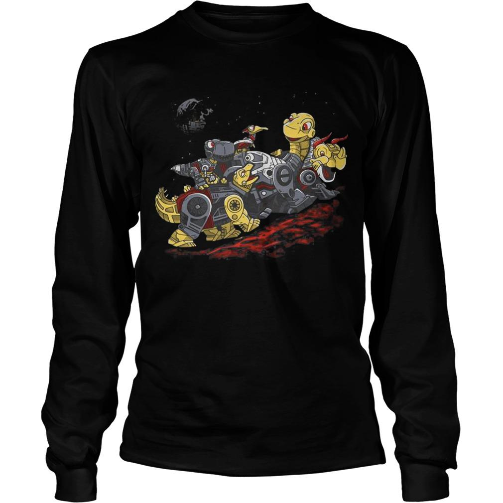 Land Before Time Transformers Longsleeve