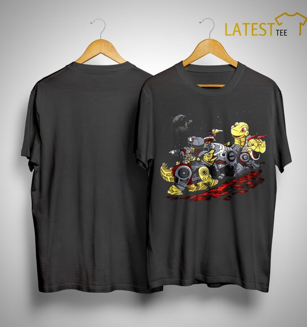 Land Before Time Transformers Shirt