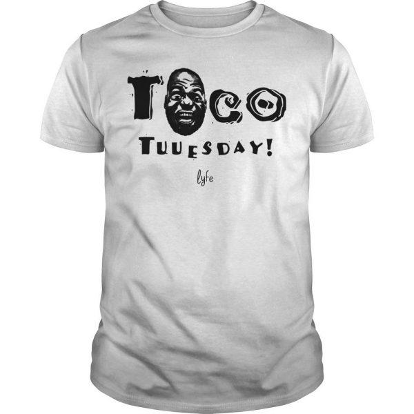 Lebron Taco Tuesday