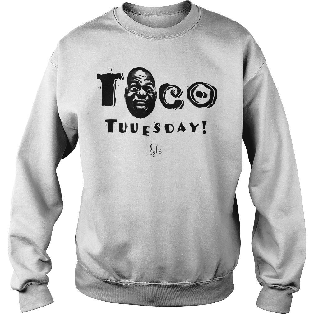 Lebron Taco Tuesday Sweater