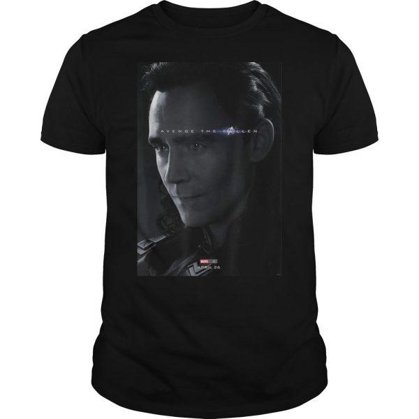 Loki Avenger The Fallen Poster