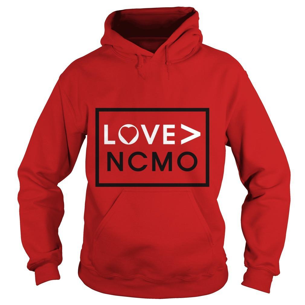 Love Ncmo Hoodie