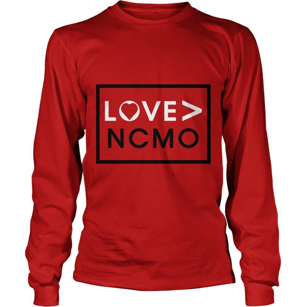 Love Ncmo Longsleeve
