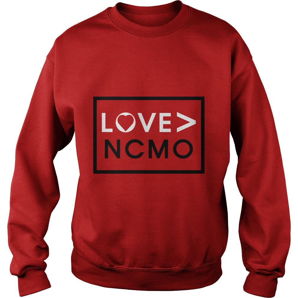 Love Ncmo Sweater