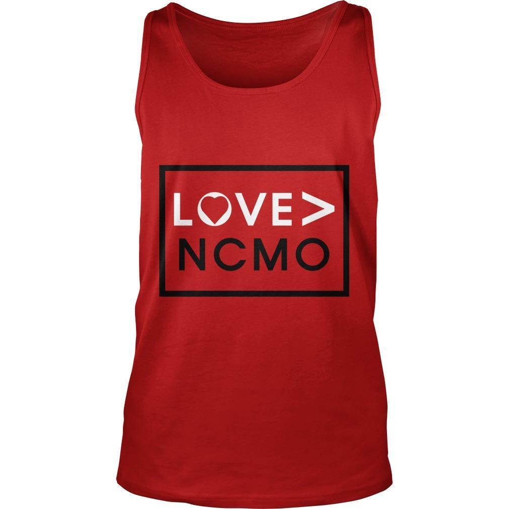 Love Ncmo Tank Top
