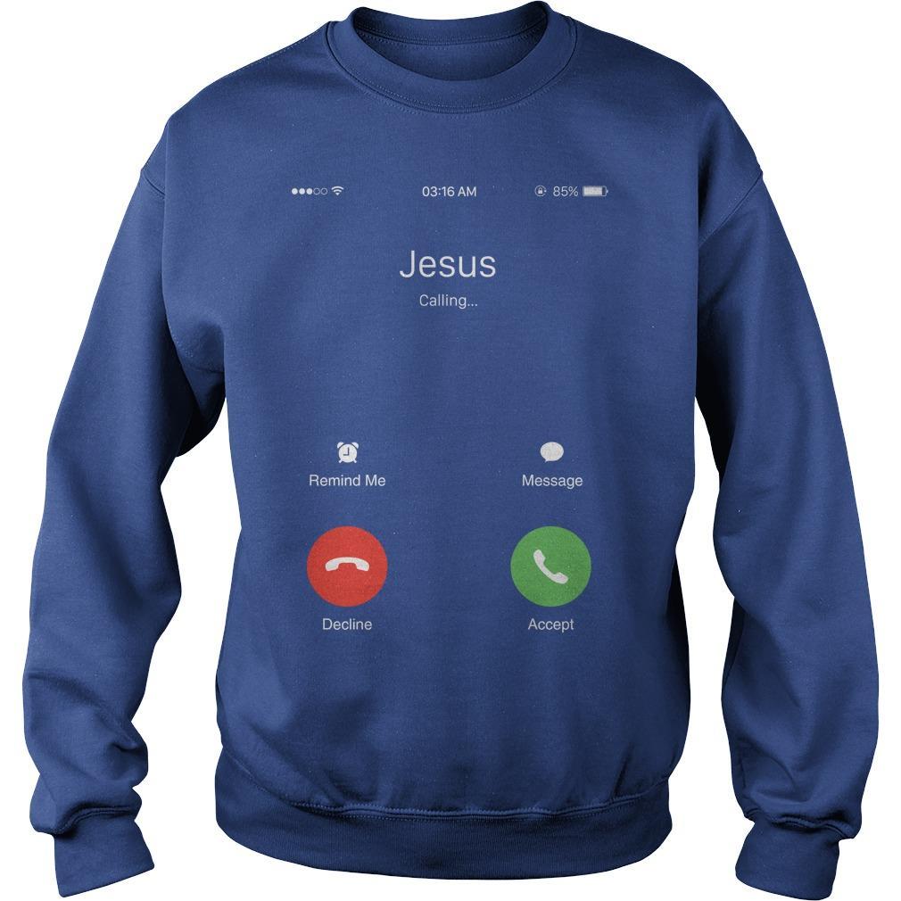 Matt Watson Jesus Calling Sweater