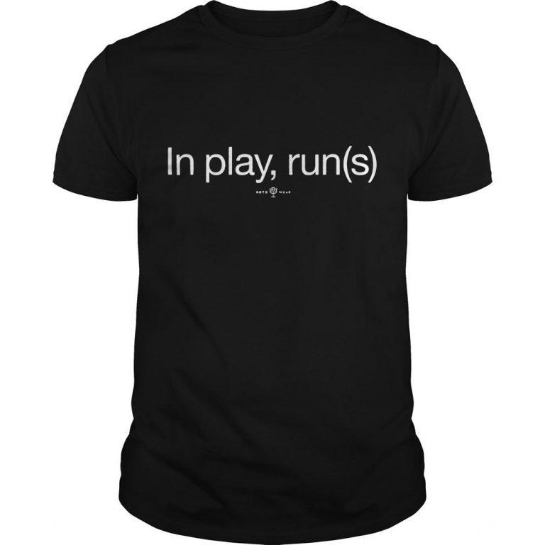 Max Muncy In Play Run(s)