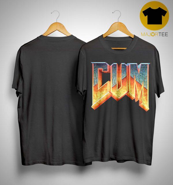 Mcc Nfreak Doom Cum Shirt