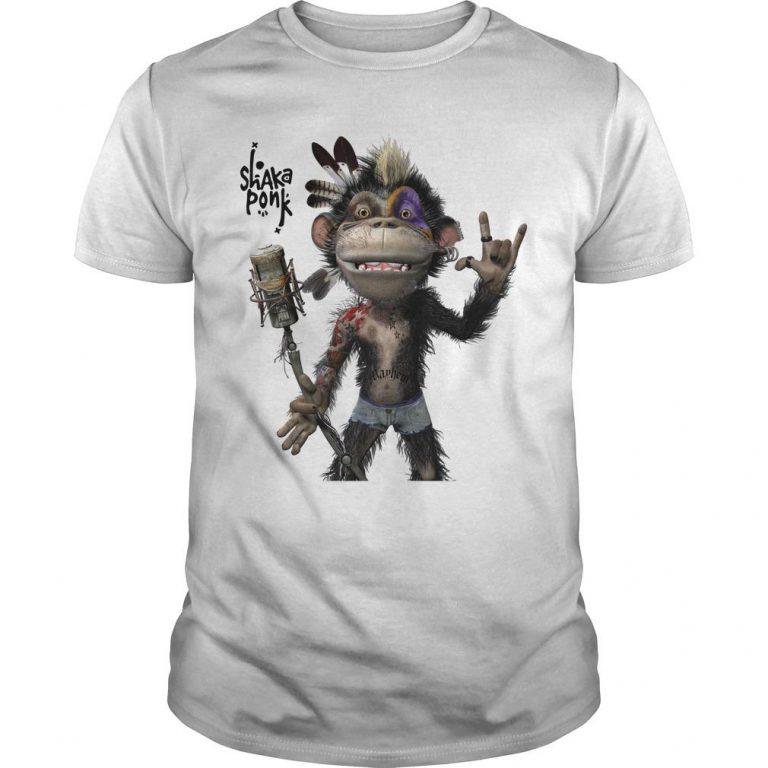 Monkey Goz Shaka Ponk