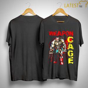 MrGMSI Bcage Weapon Cage Shirt