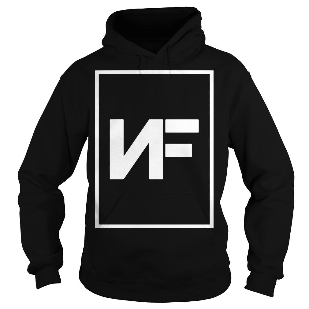 NF Logo The Search T Hoodie