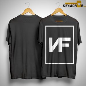 NF Logo The Search T Shirt